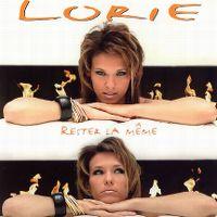 Cover Lorie - Rester la même
