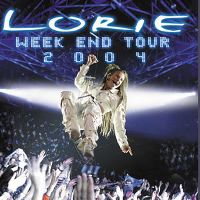 Cover Lorie - Week End Tour 2004