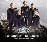 Cover Los Angeles The Voices - Los Angeles The Voices II - Because We Believe