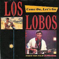 Cover Los Lobos - Come On, Let's Go