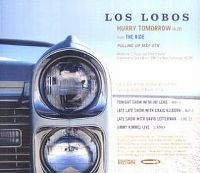Cover Los Lobos - Hurry Tomorrow