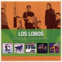 Cover Los Lobos - Original Album Series