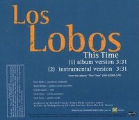 Cover Los Lobos - This Time