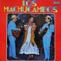 Cover Los Machucambos - Los Machucambos