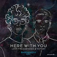 Cover Lost Frequencies & Netsky - Here With You