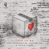 Cover Lost Frequencies, Zonderling & Kelvin Jones - Love To Go