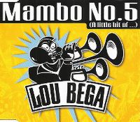 Cover Lou Bega - Mambo No. 5 (A Little Bit Of...)
