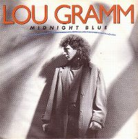 Cover Lou Gramm - Midnight Blue