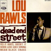Cover Lou Rawls - Dead End Street