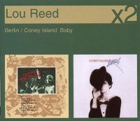 Cover Lou Reed - Coney Island Baby / Berlin