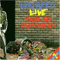 Cover Lou Reed - Live: Take No Prisoners