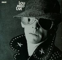 Cover Lou Reed - Lou Reed Live