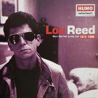 Cover Lou Reed - Méér dan het beste van 1972-1986