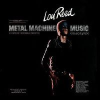 Cover Lou Reed - Metal Machine Music