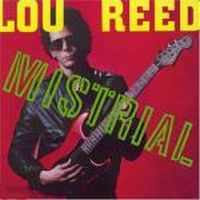 Cover Lou Reed - Mistrial