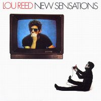 Cover Lou Reed - New Sensations