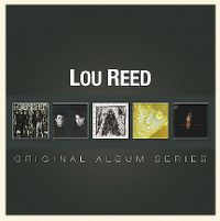Cover Lou Reed - Original Album Series