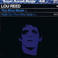 Cover Lou Reed - The Blue Mask
