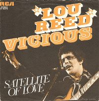 Cover Lou Reed - Vicious