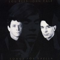 Cover Lou Reed & John Cale - Songs For Drella