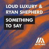 Cover Loud Luxury & Ryan Shepherd - Something To Say