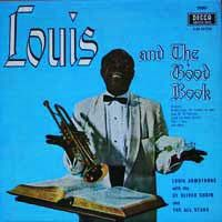 Cover Louis Armstrong - Louis And The Good Book