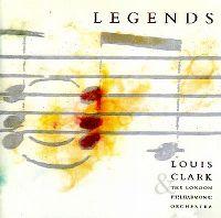 Cover Louis Clark & The London Philharmonic Orchestra - Legends