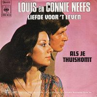 Cover Louis & Connie Neefs - Liefde voor 't leven