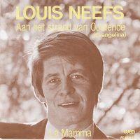 Cover Louis Neefs - Aan het strand van Oostende