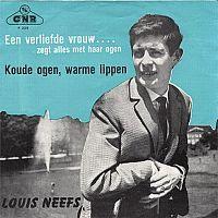 Cover Louis Neefs - Een verliefde vrouw.... zegt alles met haar ogen