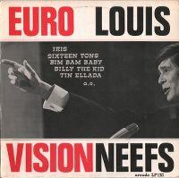 Cover Louis Neefs - Euro Vision