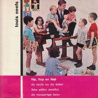 Cover Louis Neefs - Flip, Flup en Flap