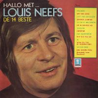 Cover Louis Neefs - Hallo met...  - De 14 beste