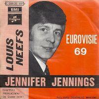 Cover Louis Neefs - Jennifer Jennings