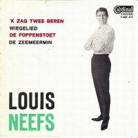 Cover Louis Neefs - 'k Zag twee beren