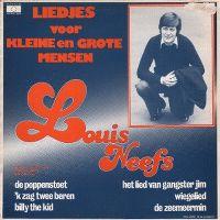 Cover Louis Neefs - Liedjes voor kleine en grote mensen
