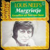 Cover Louis Neefs - Margrietje (De rozen zullen bloeien)