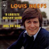 Cover Louis Neefs - 'n Laatste whisky soda
