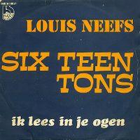 Cover Louis Neefs - Sixteen Tons