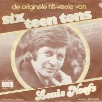 Cover Louis Neefs - Sixteen Tons