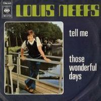 Cover Louis Neefs - Tell Me