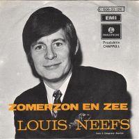 Cover Louis Neefs - Zomerzon en zee