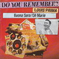 Cover Louis Prima & His Orchestra - Buona sera