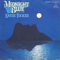 Cover Louise Tucker - Midnight Blue
