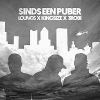Cover LouiVos X Kingsize X 3robi - Sinds een puber