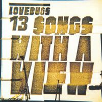 Cover Lovebugs - 13 Songs With A View