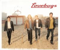 Cover Lovebugs - Music Makes My World Go Round