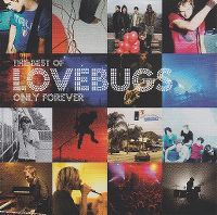 Cover Lovebugs - Only Forever - The Best Of