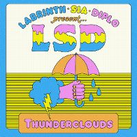 Cover LSD (Labrinth / Sia / Diplo) - Thunderclouds