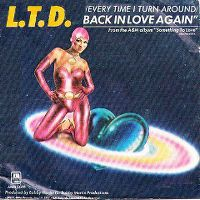 Cover L.T.D. - (Every Time I Turn Around) Back In Love Again